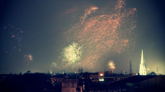 Fireworks_Diwali_Chennai_Tamil_Nadu_India_November_2012