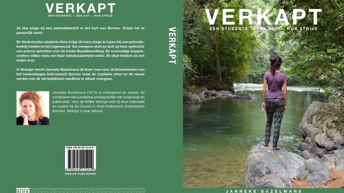 Omslag boek Janneke Bazelmans