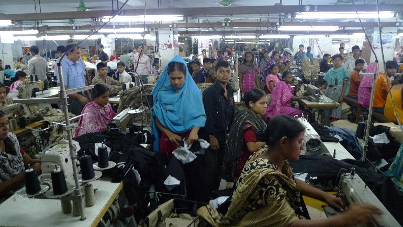Pracovní cesta do Bangladéše a Indie