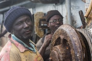 Joint Fisheries Surveillance in Senegal