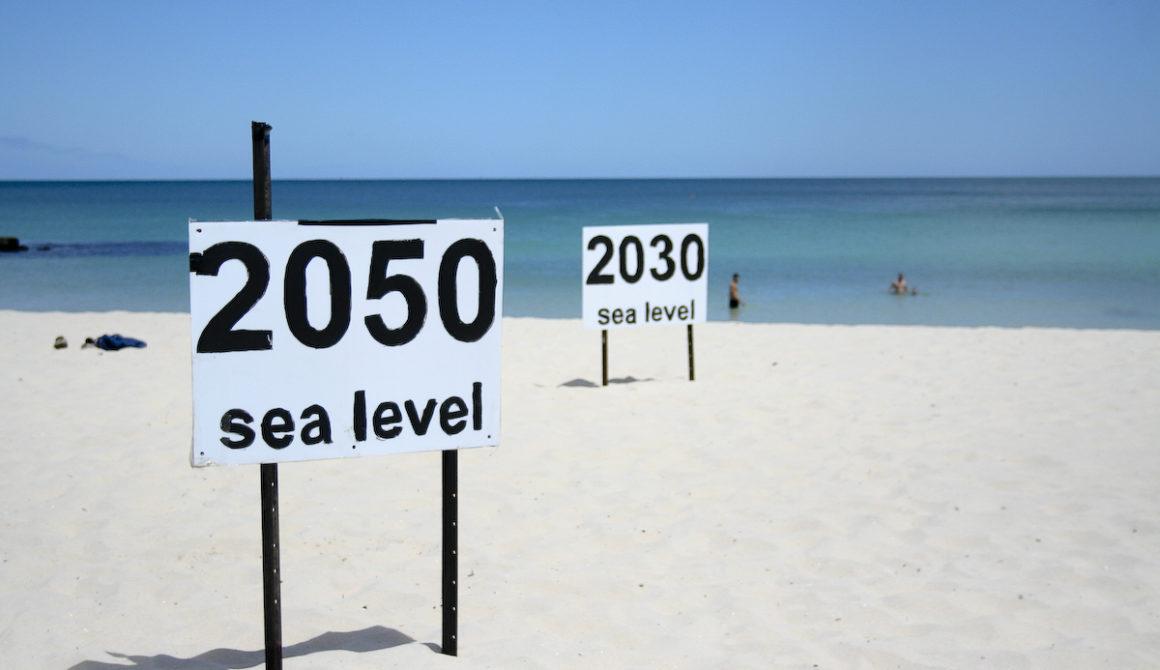 stijgende zeespiegel