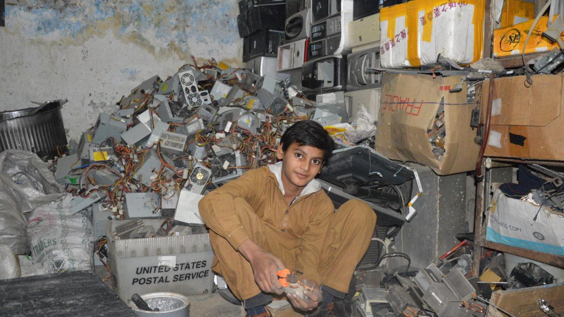 Zulfi (12) is nog nooit naar school geweest