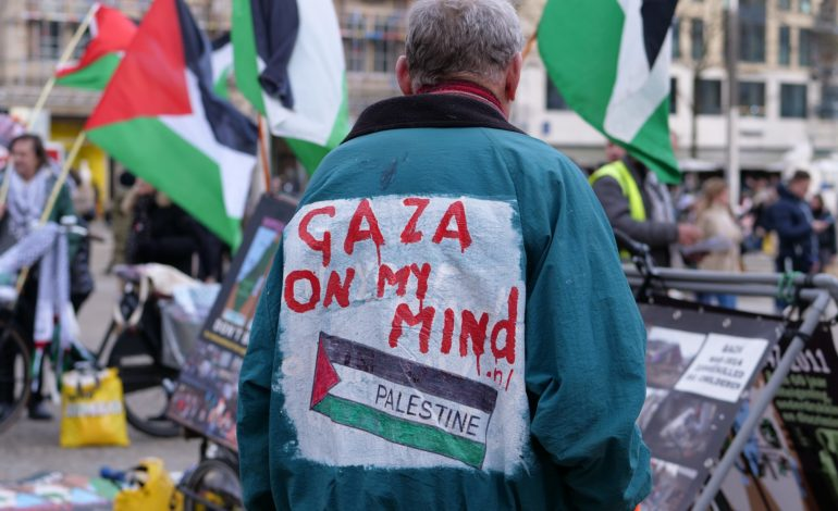 Gaza on my mind
