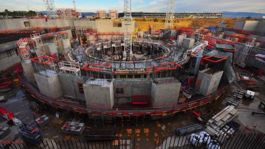 ITER-Kernfusiereactor-in-Frankrijk