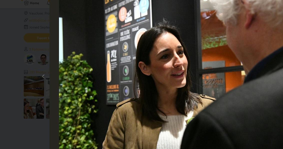 Brune-Poirson-de-Franse-staatssecretaris-van-Milieu