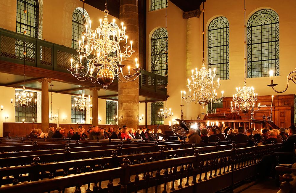 Amsterdam – Portugese Synagoge