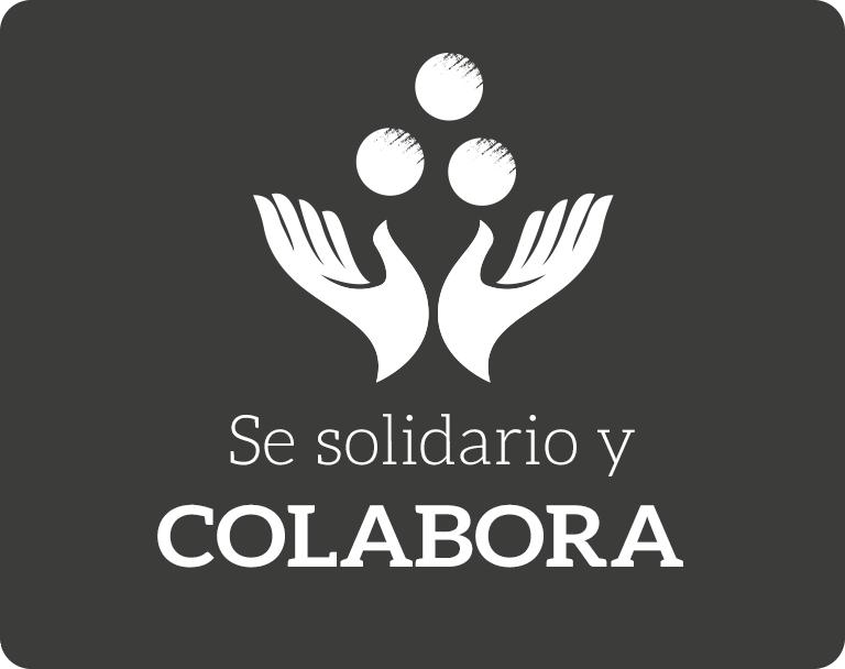 Sé solidario y haz un donativo