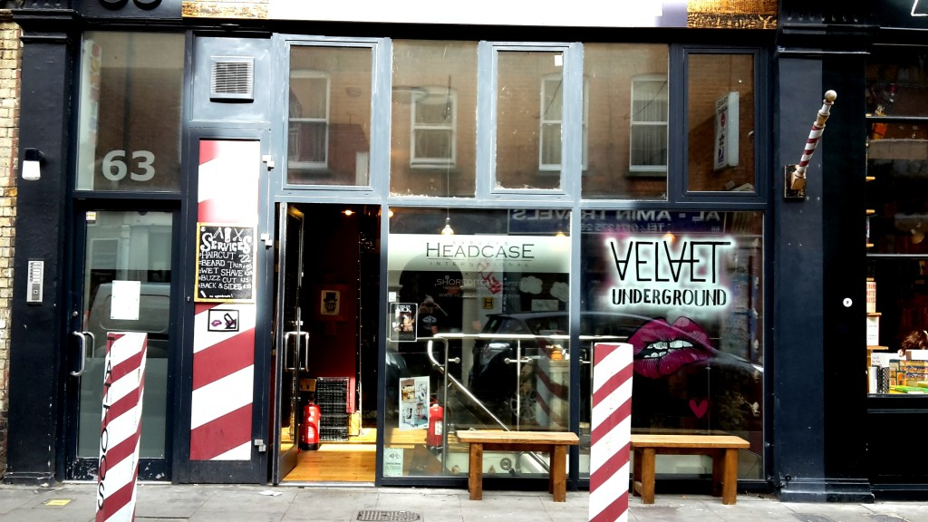 Velvet Underground Tattoo Review - ONIN London