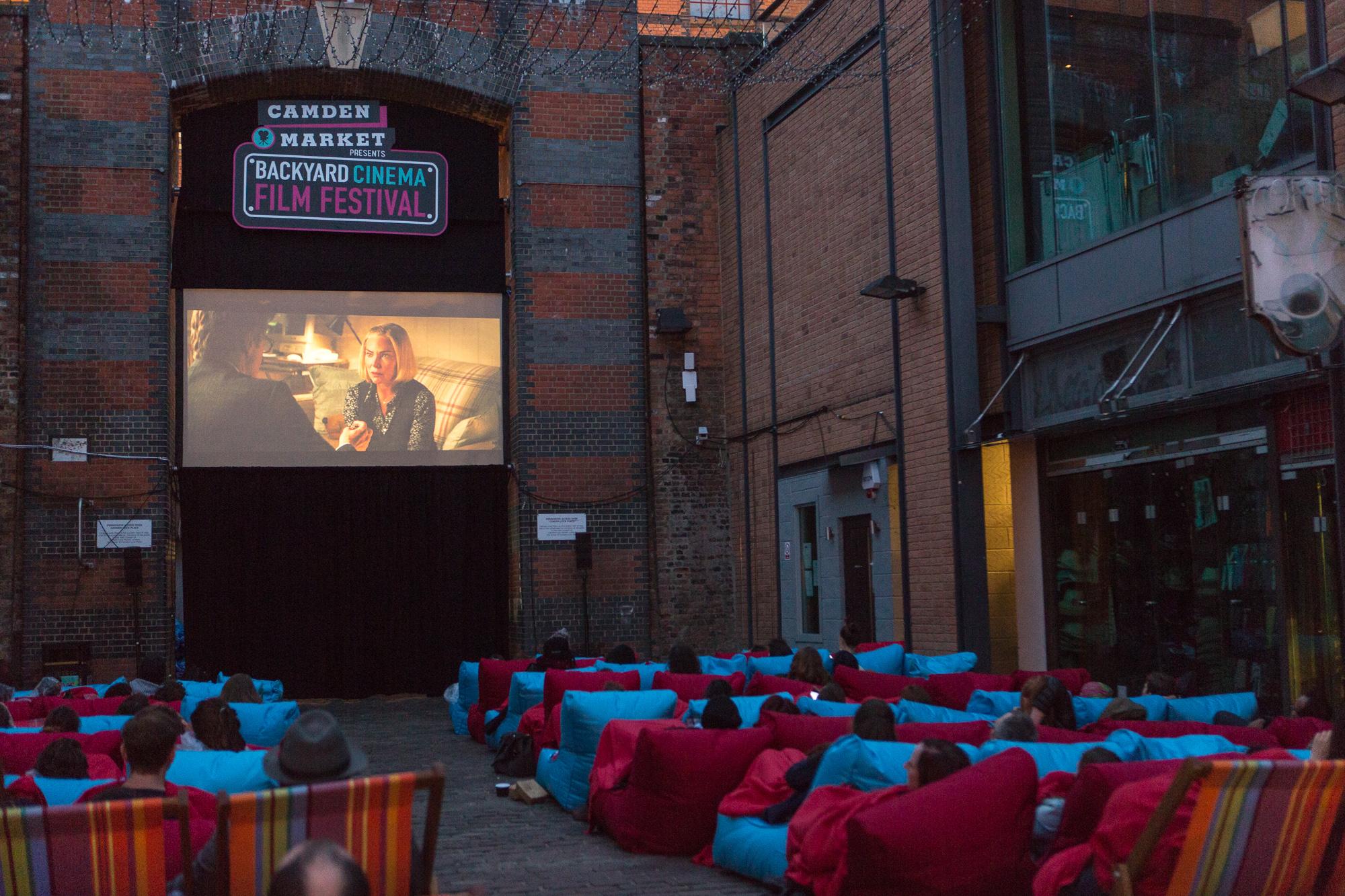 Camden Market Is Hosting The Hottest Summer Film Festival