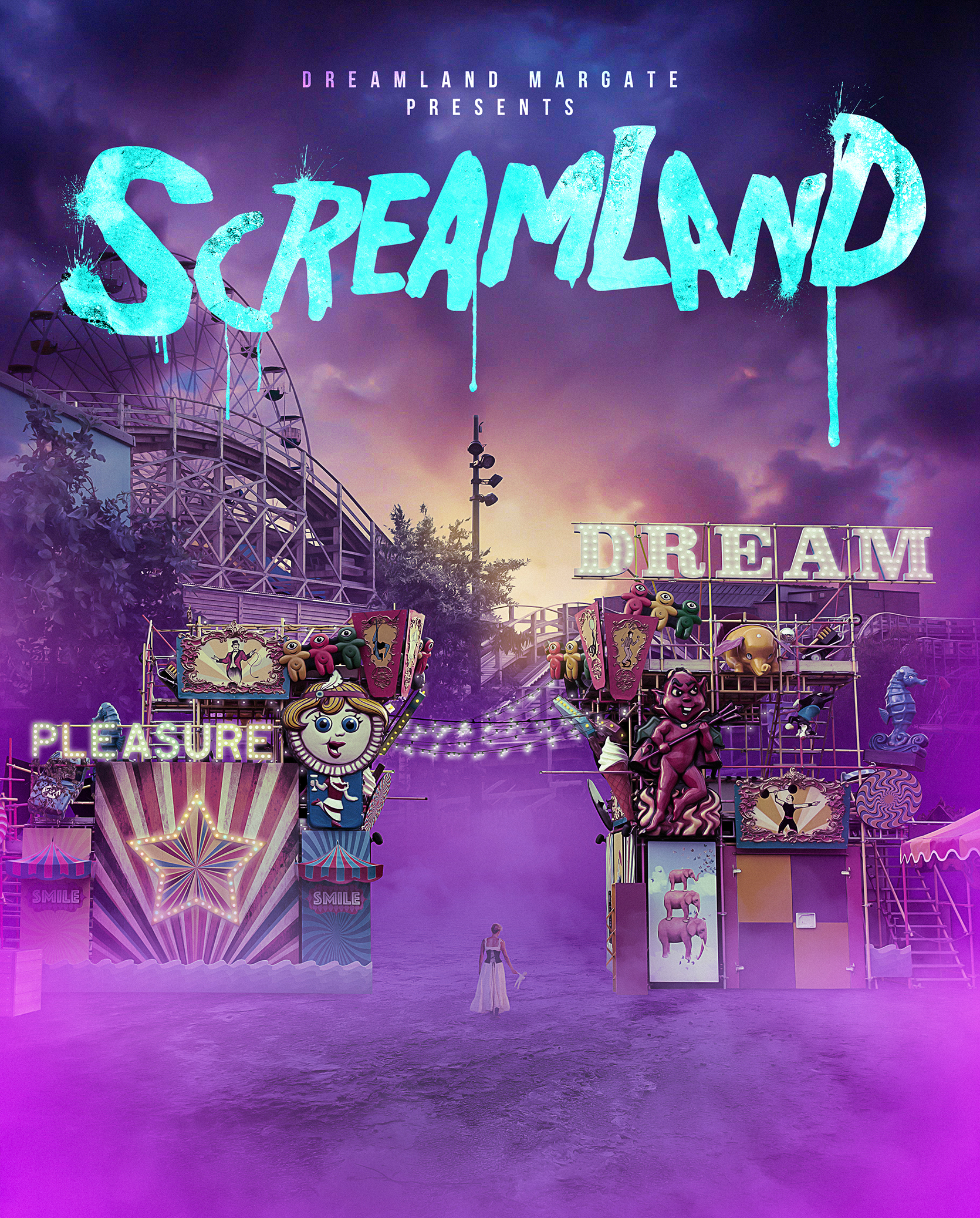 Image result for screamland