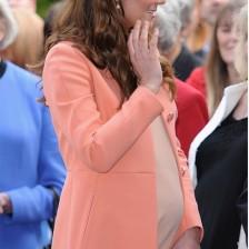Pregnant-Kate-Middleton-children-s-hospice-visit-peach-coat-jpg_165532