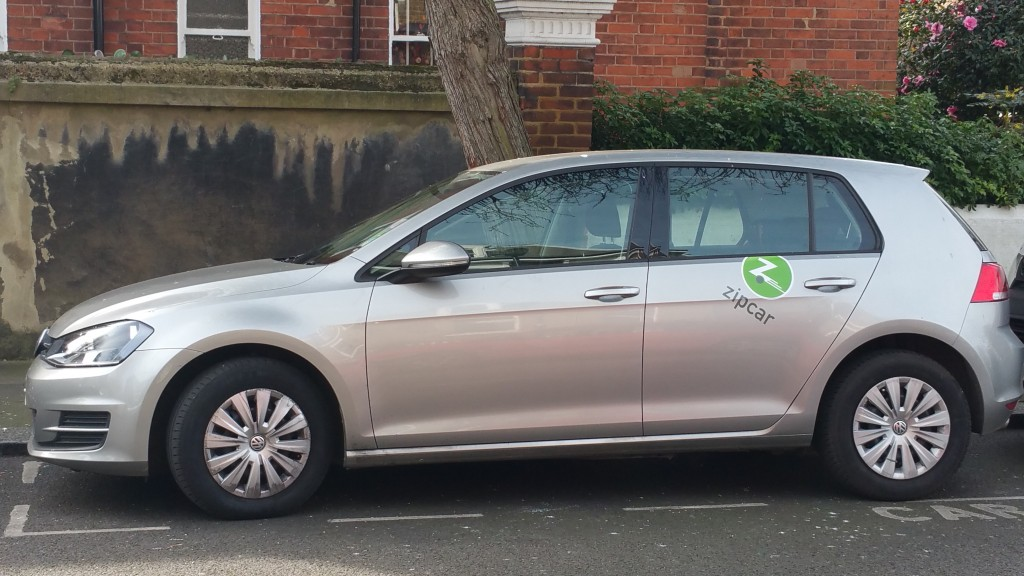 The benefits of hiring a Zipcar - ONIN London