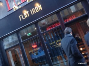 Flatiron Steak (Soho) - 17 Beak Street, nr Carnaby Street