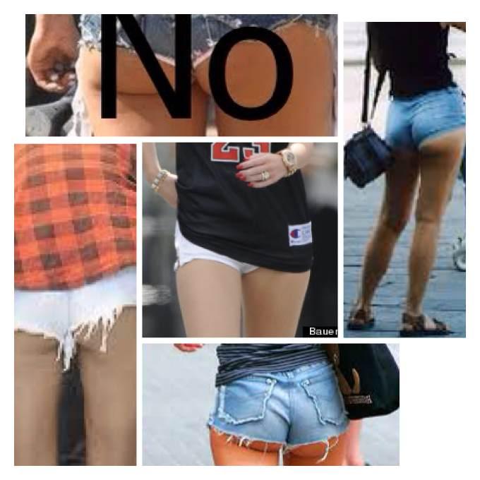 I love short shorts