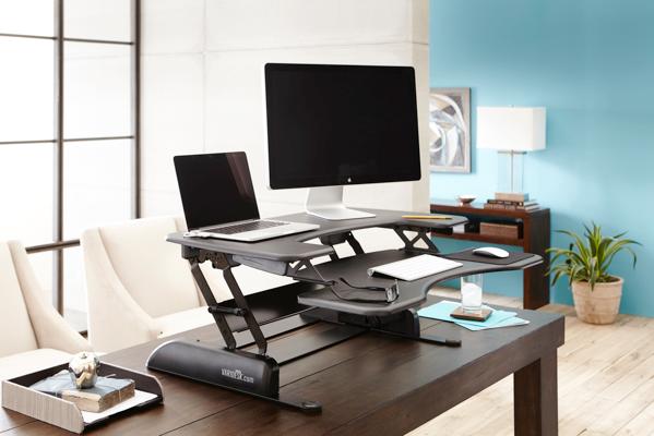 Excellent Vari Desk Review Onin London Complete Home Design Collection Papxelindsey Bellcom