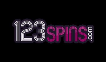 123Spins logo