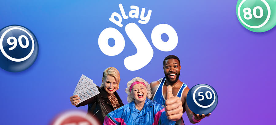 PlayOJO bingo rooms now open