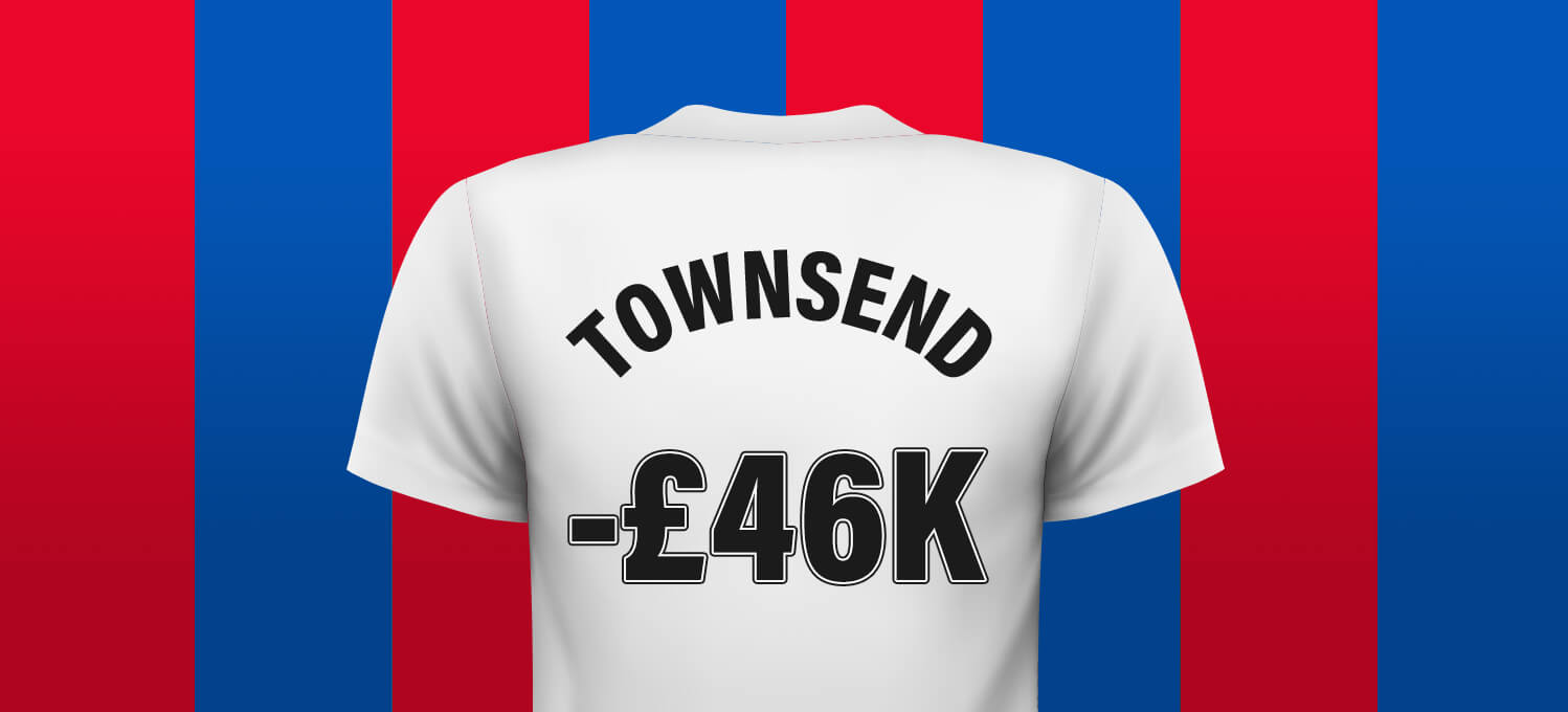 Townsend losses
