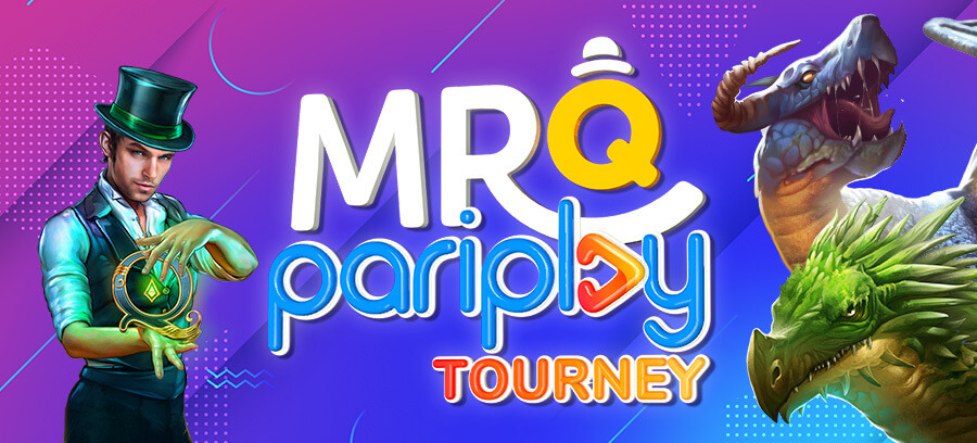MrQ Pariplay slot tournament