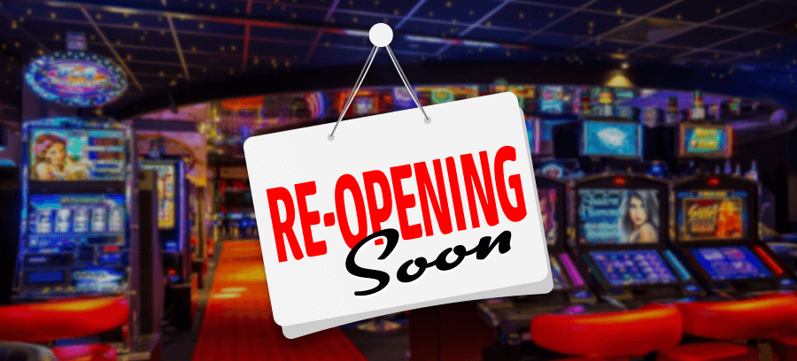 Casinos and bingo halls set to reopen on the 17th May