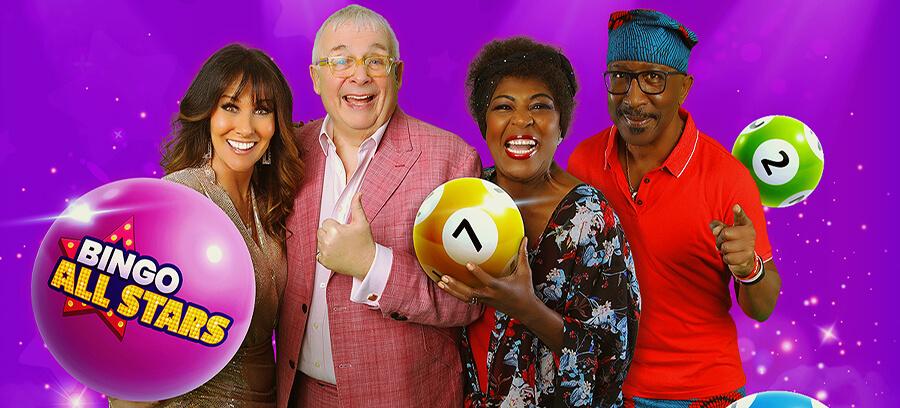 Bingo All Stars Launch
