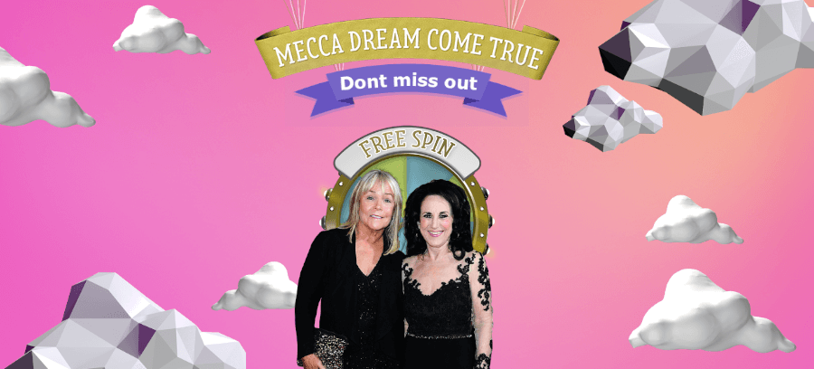 Don't miss Mecca Dream Come True