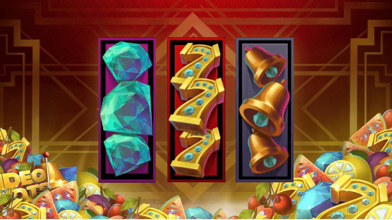 Deco Diamonds Graphic