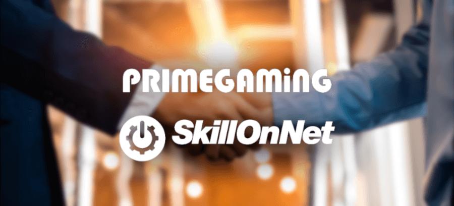 Prime Gaming SkillOnNet collaboration
