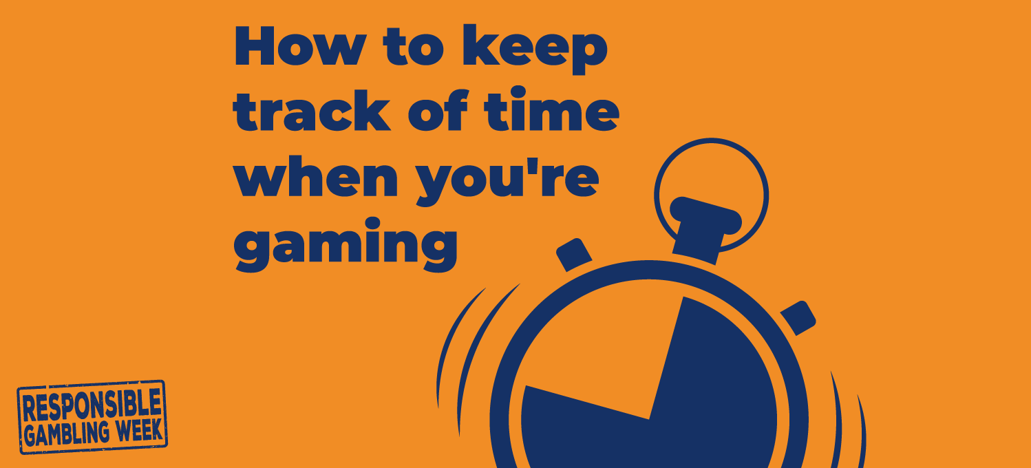 How to keep track of time?