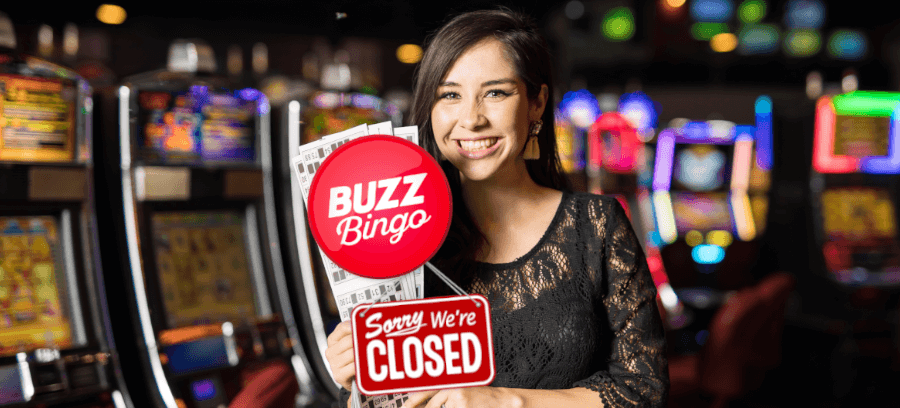 Buzz Bingo Closes 26 halls