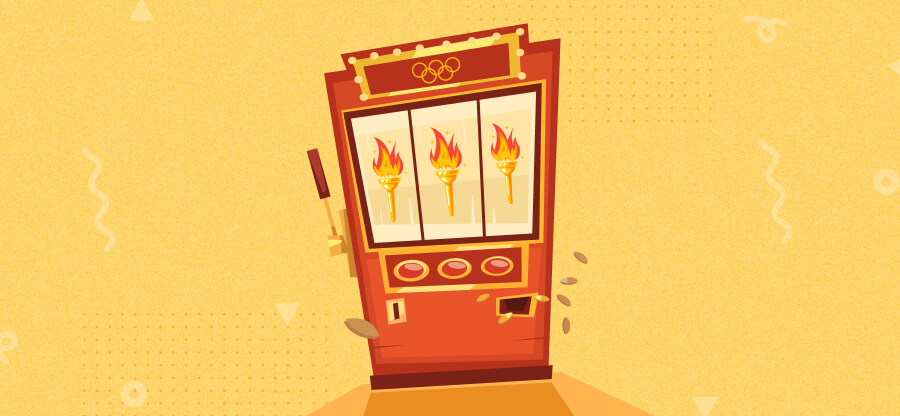 Olympic slot games