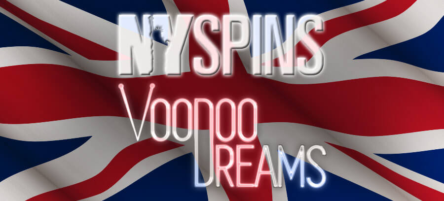 Voodoo + NY UK Launch