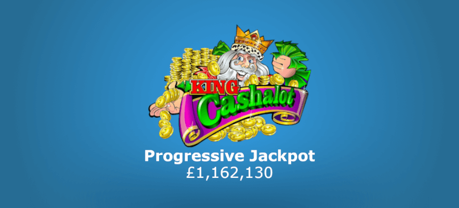 King Cashalot Jackpot