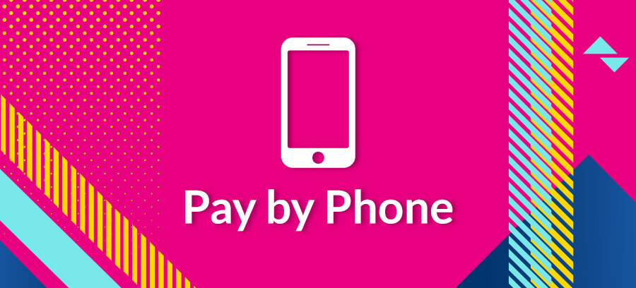 Pay By Phone Payment Guide
