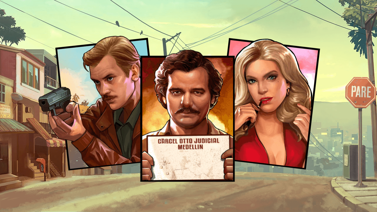 Narcos Graphic