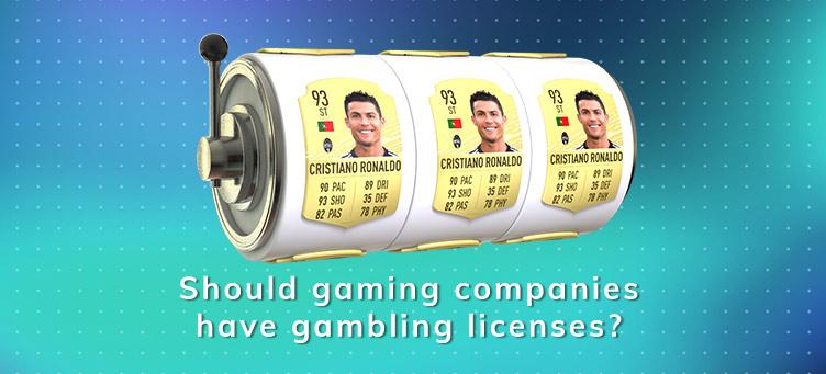 gaming companies gambling licence
