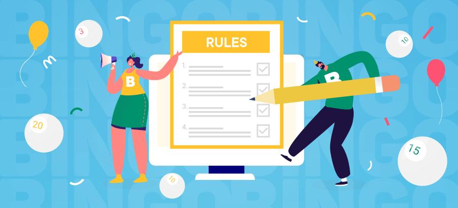 Rules of bingo