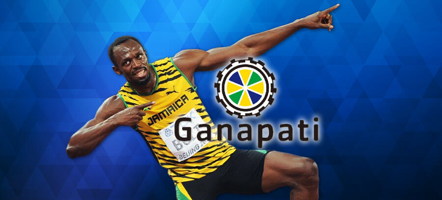 usain bolt to release slot game