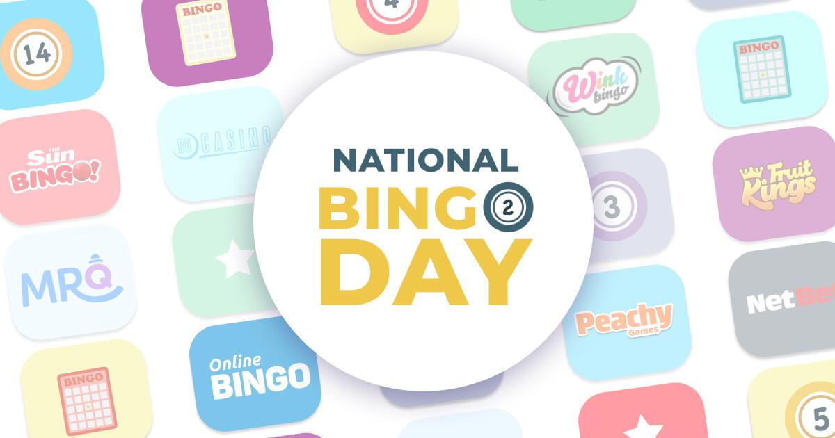 National Bingo Day Deals