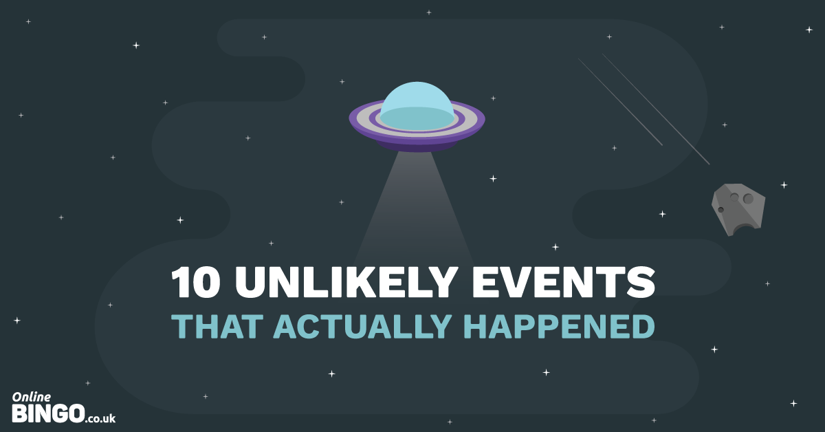 10 Unlikely Events & Amazing Coincidences