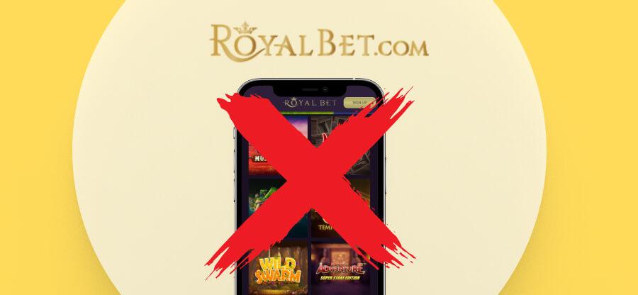 RoyalBet announces closure