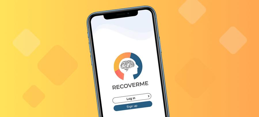 RecoverMe app live