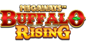 Buffalo Rising Megaways Logo