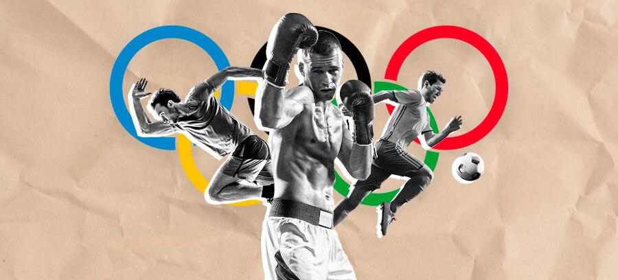 Olympics competitors tips