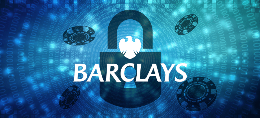 Barclays gambling block