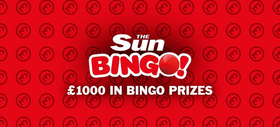 Sun Bingo Promotion