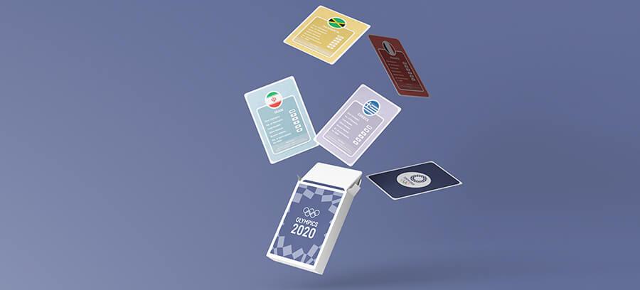 Olympics 2020 trump cards