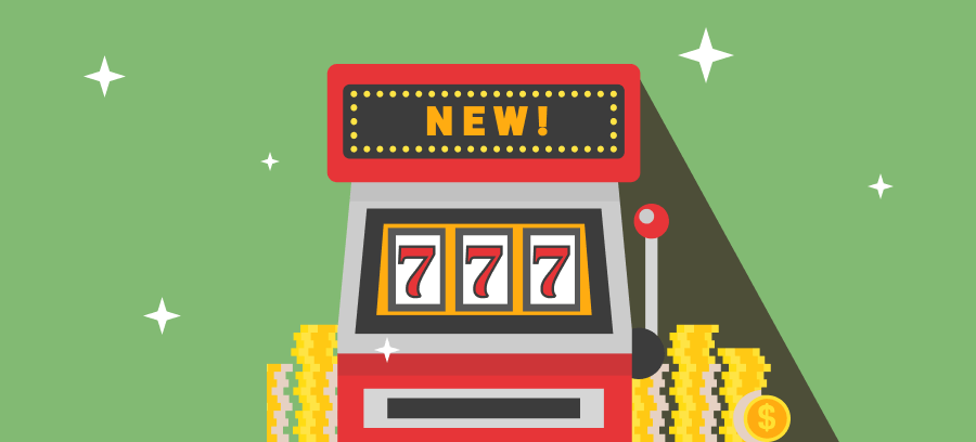 3 new slot games