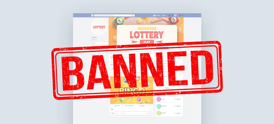 Dutch Facebook lotteries