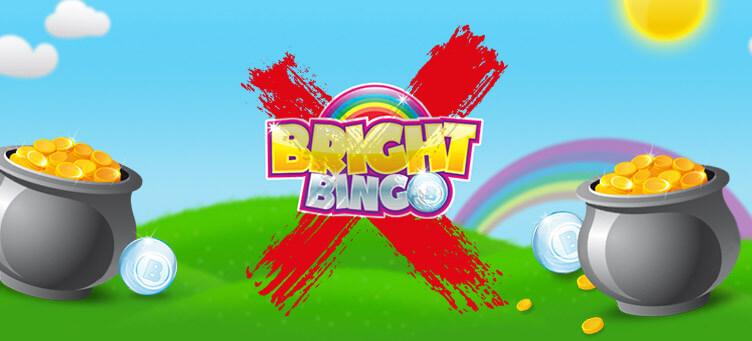 BrightBingo closure